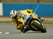 Yamaha YZR M1  Valentino Rossi. Donington British Moto GP 2006 .Photo (b)